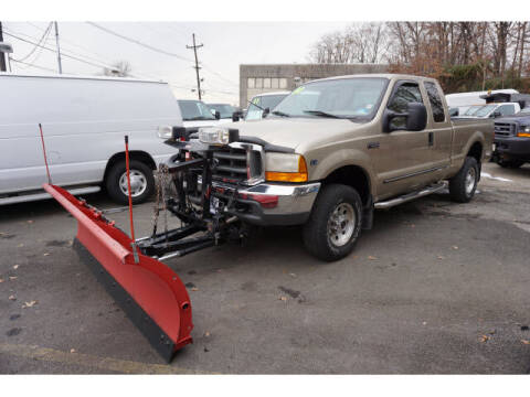 2000 Ford F-250 Super Duty for sale at Scheuer Motor Sales INC in Elmwood Park NJ