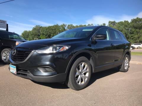 2014 Mazda CX-9 for sale at Motors 75 Plus in Saint Cloud MN