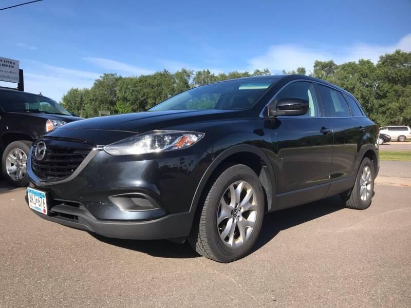 2014 Mazda CX-9 for sale at Motors 75 Plus in Saint Cloud MN