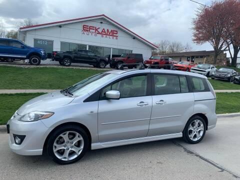 2009 Mazda MAZDA5 for sale at Efkamp Auto Sales LLC in Des Moines IA