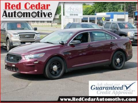 2014 Ford Taurus for sale at Red Cedar Automotive in Menomonie WI