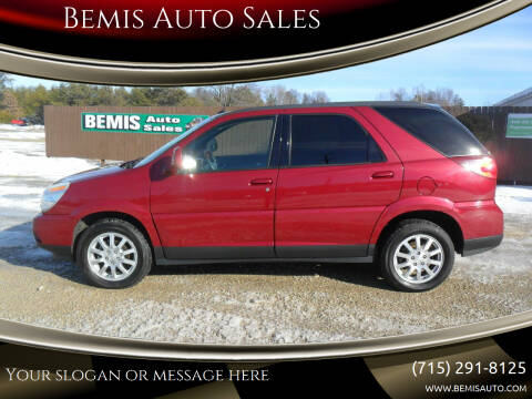 2007 Buick Rendezvous for sale at Bemis Auto Sales in Crivitz WI