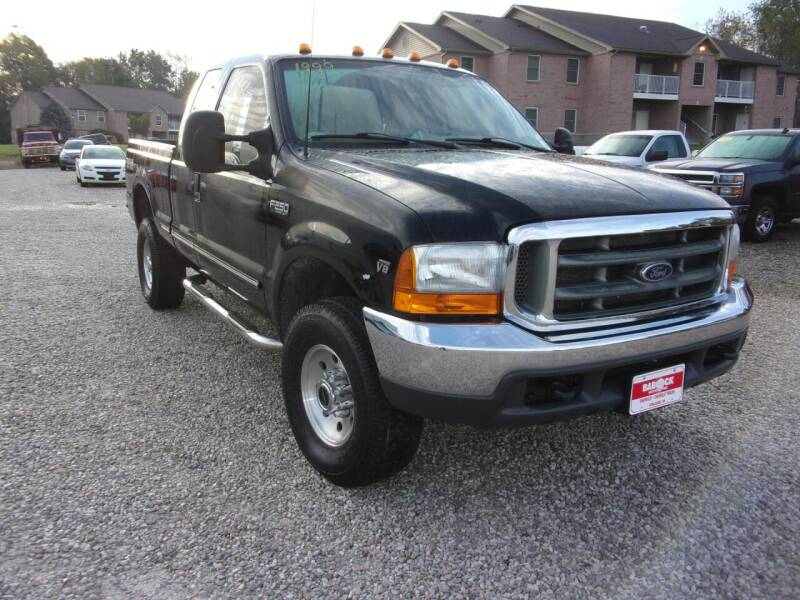 1999 Ford F-250 Super Duty for sale at BABCOCK MOTORS INC in Orleans IN