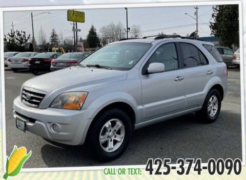 2007 Kia Sorento for sale at Corn Motors in Everett WA