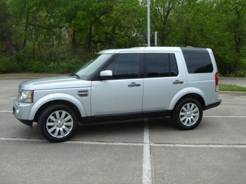 2010 Land Rover LR4 for sale at ACH AutoHaus in Dallas TX