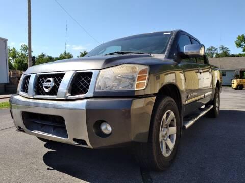 2007 Nissan Titan for sale at Empire Auto Remarketing in Shawnee OK