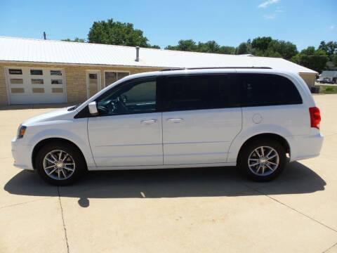 2014 Dodge Grand Caravan for sale at WAYNE HALL CHRYSLER JEEP DODGE in Anamosa IA
