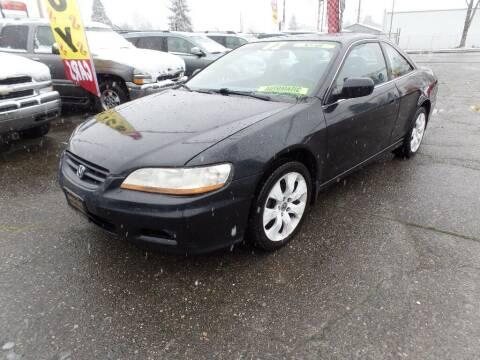 2002 Honda Accord for sale at Gold Key Motors in Centralia WA