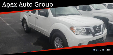 2018 Nissan Frontier for sale at Apex Auto Group in Cabot AR