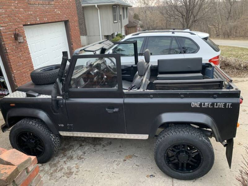 1988 Land Rover Defender for sale in Kansas City, MO