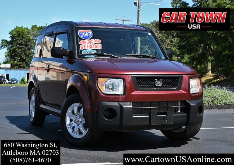 2006 Honda Element for sale at Car Town USA in Attleboro MA