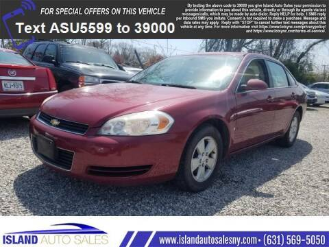 2006 Chevrolet Impala for sale at Island Auto Sales in E.Patchogue NY