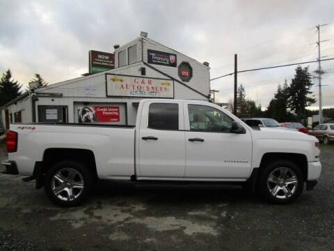 2016 Chevrolet Silverado 1500 for sale at G&R Auto Sales in Lynnwood WA