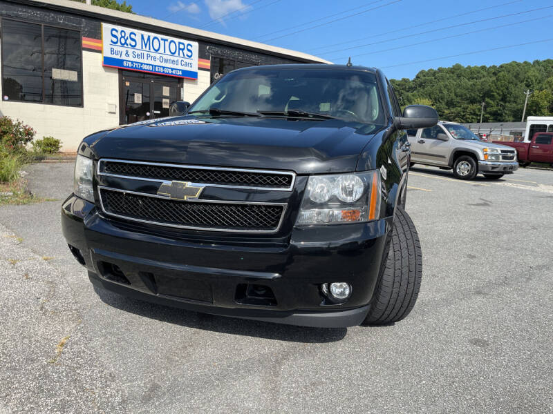 2012 Chevrolet Suburban for sale at S & S Motors in Marietta GA