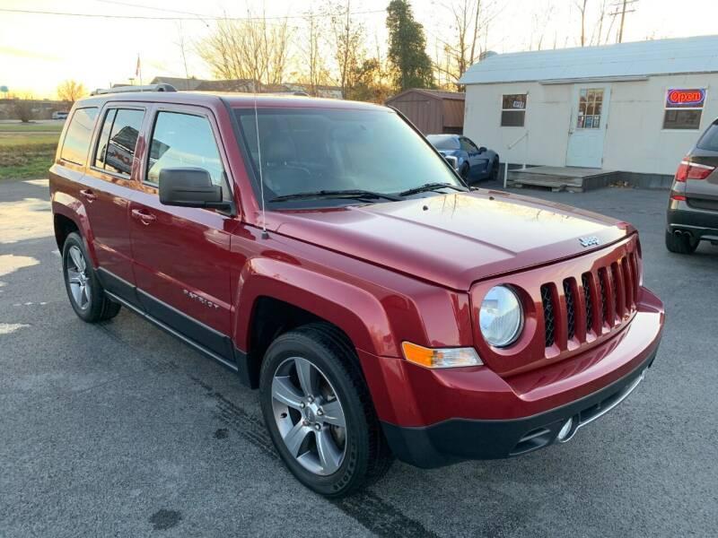 2017 Jeep Patriot for sale at Hillside Motors in Jamestown KY