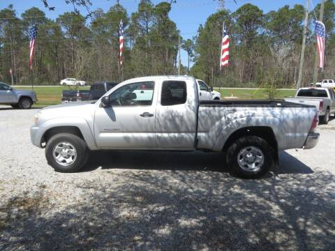 2010 Toyota Tacoma for sale at Ward's Motorsports in Pensacola FL