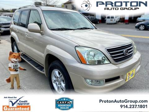 2007 Lexus GX 470 for sale at Proton Auto Group in Yonkers NY