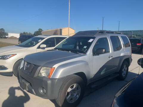 2007 Nissan Xterra for sale at Auto Deal Line in Alpharetta GA