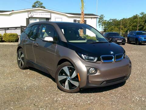 2014 BMW i3 for sale at Let's Go Auto Of Columbia in West Columbia SC