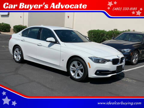 2018 BMW 3 Series for sale at Car Buyer's Advocate in Phoenix AZ