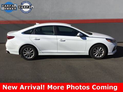 2018 Hyundai Sonata for sale at Road Ready Used Cars in Ansonia CT