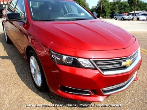 2014 Chevrolet Impala for sale at Gary Simmons Lease - Sales in Mckenzie TN