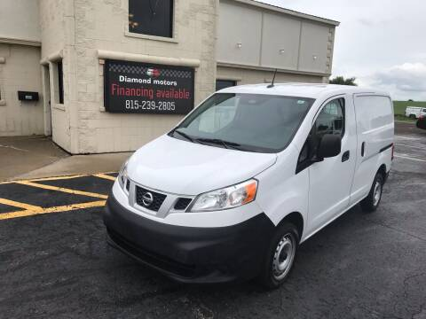 2016 Nissan NV200 for sale at Diamond Motors in Pecatonica IL