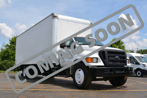 2013 Ford F-750 Super Duty for sale at Signature Truck Center - Box Trucks in Crystal Lake IL