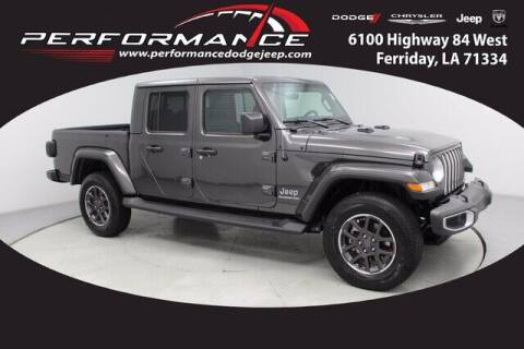 2021 Jeep Gladiator for sale at Auto Group South - Performance Dodge Chrysler Jeep in Ferriday LA