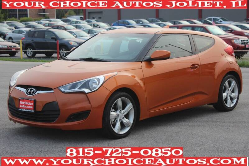 2015 Hyundai Veloster for sale at Your Choice Autos - Joliet in Joliet IL