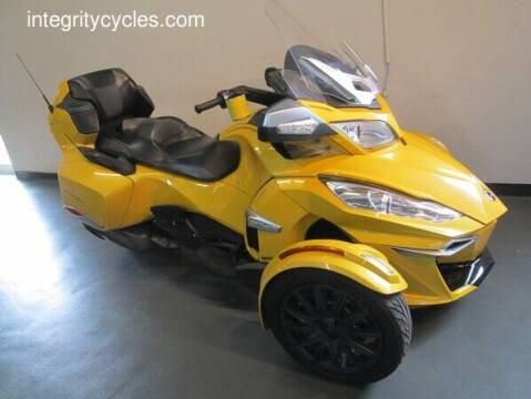 2015 Can-Am Spyder RT Limited Ed SE6 for sale at INTEGRITY CYCLES LLC in Columbus OH