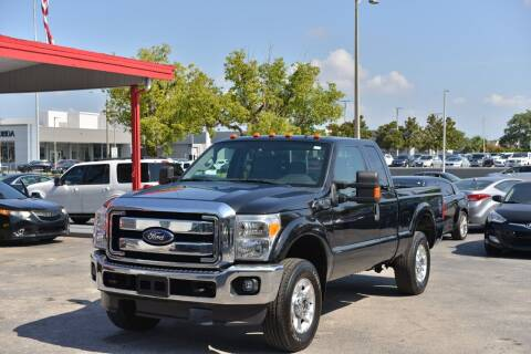 2013 Ford F-250 Super Duty for sale at Motor Car Concepts II - Kirkman Location in Orlando FL