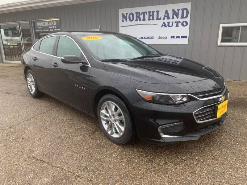 2016 Chevrolet Malibu for sale at Northland Auto in Humboldt IA