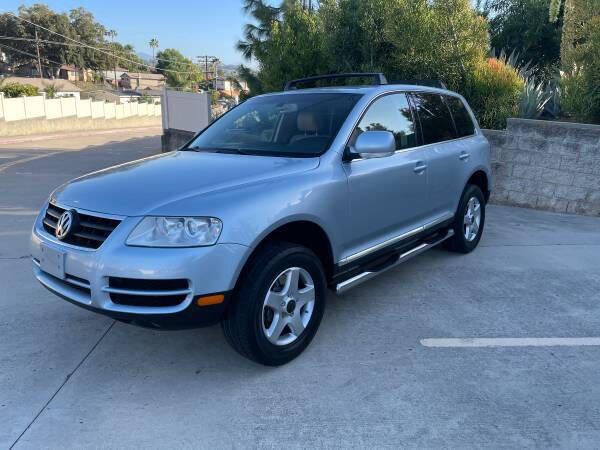 2004 Volkswagen Touareg for sale at Legend Auto Sales Inc in Lemon Grove CA