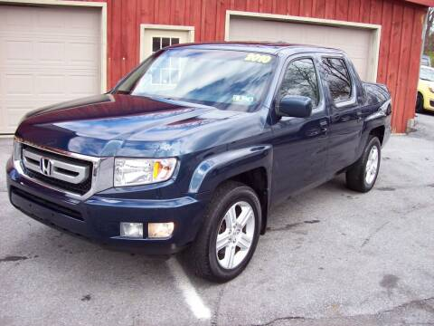 2010 Honda Ridgeline for sale at Clift Auto Sales in Annville PA