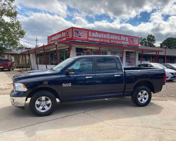 2017 RAM Ram Pickup 1500 for sale at LA Auto Sales in Monroe LA