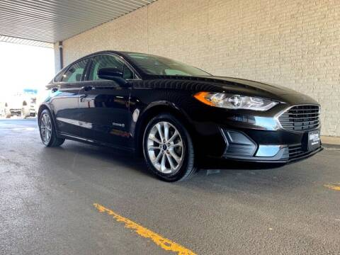 2019 Ford Fusion Hybrid for sale at Drive Pros in Charles Town WV