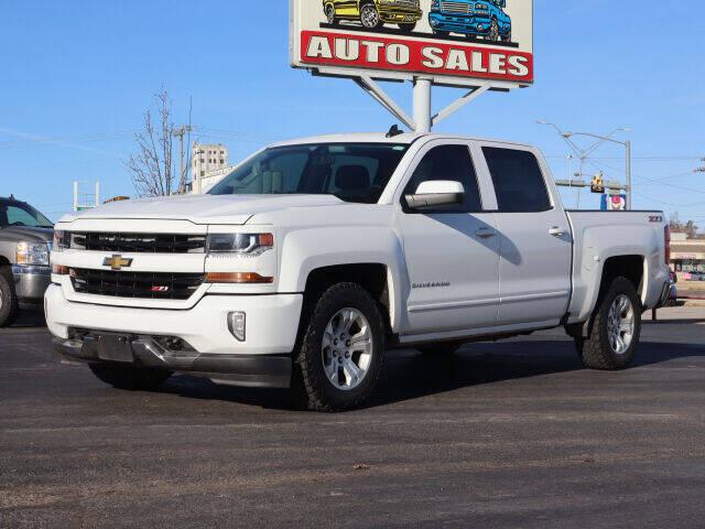 2016 Chevrolet Silverado 1500 for sale at Terry Halbert Auto Sales in Yukon OK