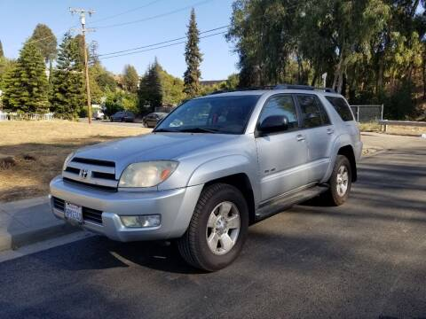 2004 Toyota 4Runner for sale at Gateway Motors in Hayward CA