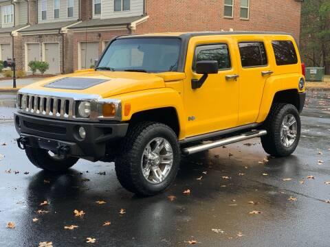2007 HUMMER H3 for sale at MVP Auto LLC in Alpharetta GA