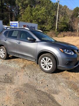 2014 Nissan Rogue for sale at J & R Auto Group in Durham NC