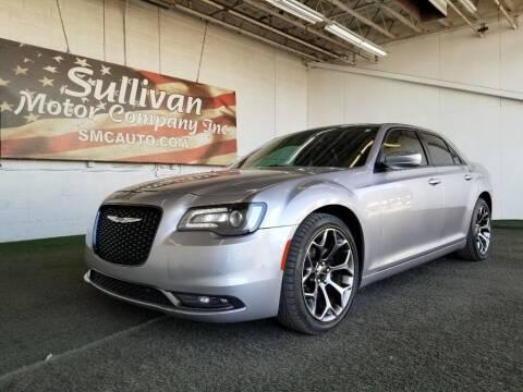 2015 Chrysler 300 for sale at SULLIVAN MOTOR COMPANY INC. in Mesa AZ