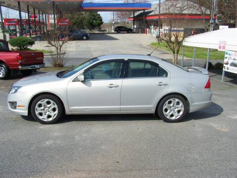2006 Ford Fusion for sale at Darin Grooms Auto Sales in Lincolnton NC