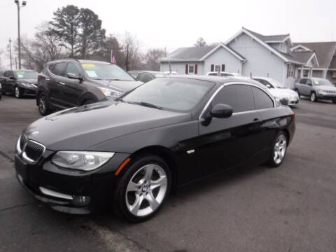2011 BMW 3 Series for sale at Rob Co Automotive LLC in Springfield TN