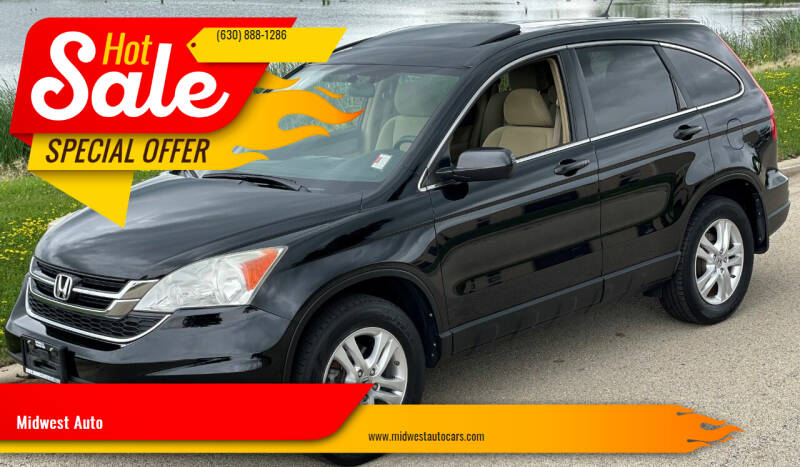 2010 Honda CR-V for sale at Midwest Auto in Naperville IL
