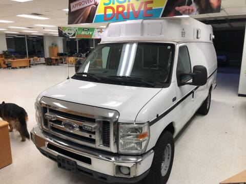 2010 Ford E-Series Cargo for sale at Grace Quality Cars in Phillipston MA