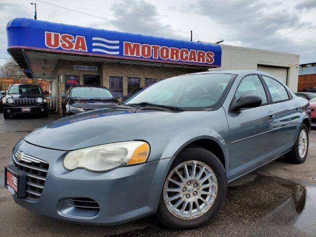 2006 Chrysler Sebring for sale at USA Motorcars in Cleveland OH