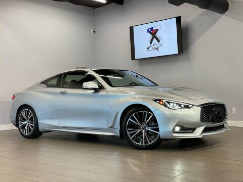 2020 Infiniti Q60 for sale at TX Auto Group in Houston TX