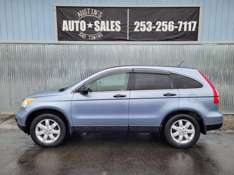 2007 Honda CR-V for sale at Austin's Auto Sales in Edgewood WA