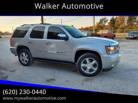 2010 Chevrolet Tahoe for sale at Walker Automotive in Frontenac KS